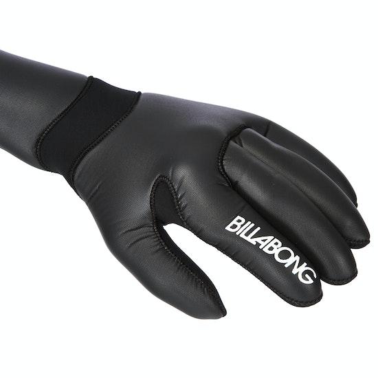 Luvas de Fato Térmico Billabong Xero Furnace Enduro 5 Finger