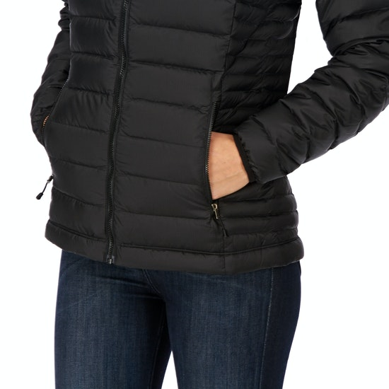 Patagonia Sweater Hooded Womens Down Jacket