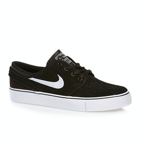 Nike SB Stefan Janoski , Skor Boys - Black White Gum