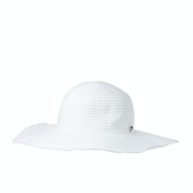 Chapeau Femme Seafolly Lizzy - White