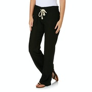 Roxy Oceanside Linen Womens Trousers