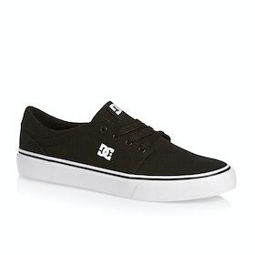 DC Trase TX Shoes - Black White