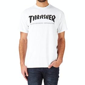 Thrasher Skate Mag Short Sleeve T-Shirt - White