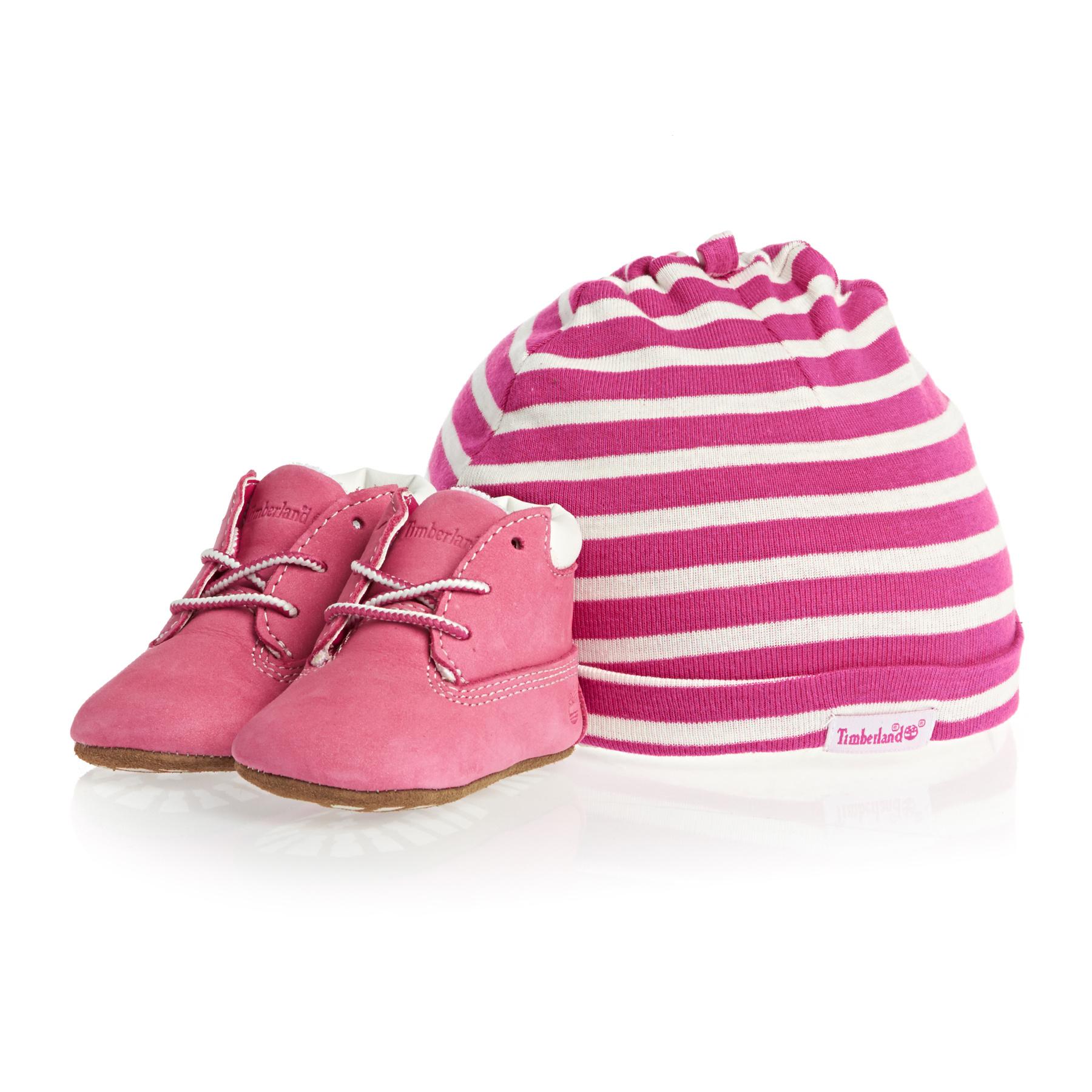 Chaussures Bébé Timberland Infant beanie and Crib | Livraison gratuite dès 30€ d'achat en France* sur Surfdome