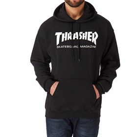 Jersey con capucha Thrasher Skate Mag - Black