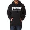 Thrasher Skate Mag Pullover Hoody - Black