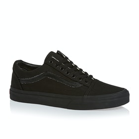 Vans Old Skool Shoes - Black Black