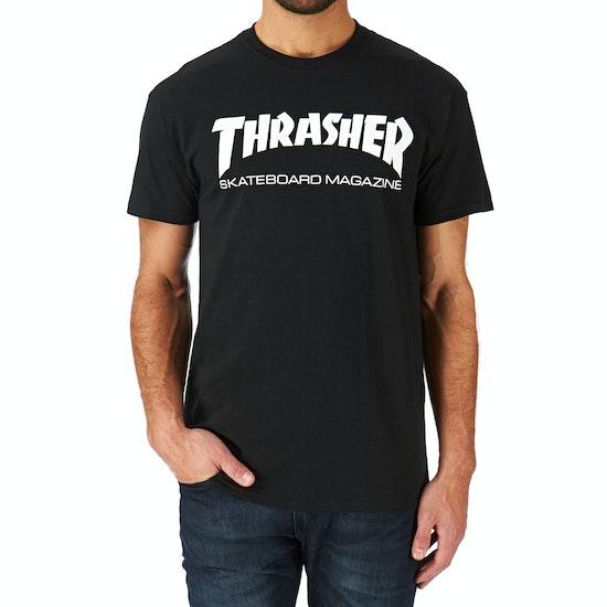 Thrasher Skate Mag Short Sleeve T-Shirt