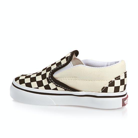 Vans Classic Slip On Kids Toddler Shoes