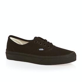 Chaussures Enfant Vans Authentic - Black Black