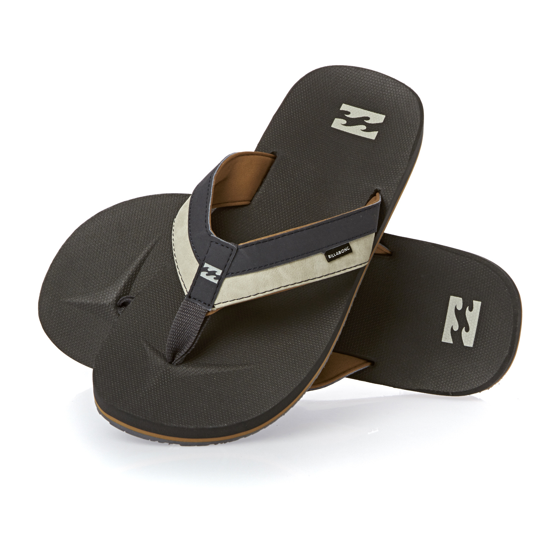 Billabong All Day Impact Sandal New Charcoal
