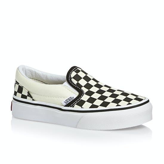 Vans Classic Slip On Kids Shoes