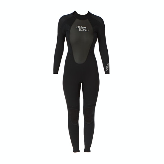 Billabong Launch 3/2mm Back Zip Womens Wetsuit