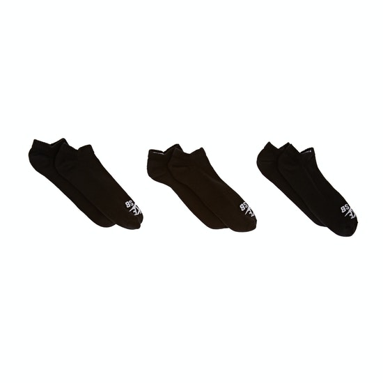 Nike SB No Show 3 Pack Mens Socks