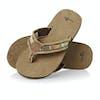 Sanuk Fraid So Sandals - Tan Multi