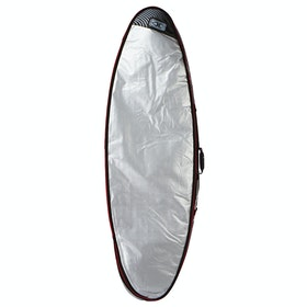 Ocean and Earth Barry Double Surfboard Bag - Grey
