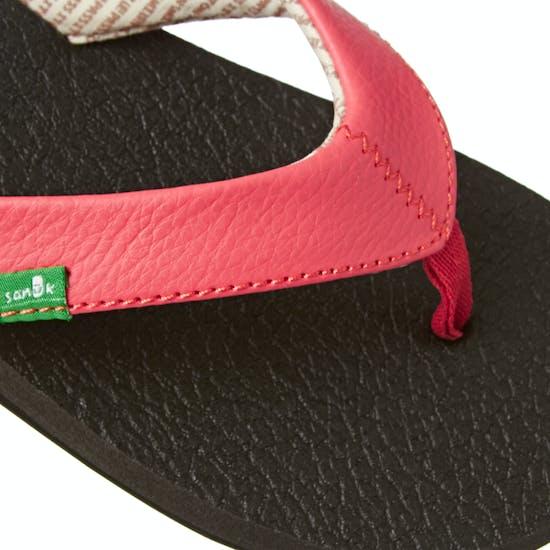 Sanuk Yoga Mat Ladies Sandals