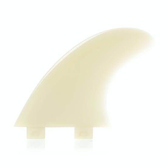 FCS M3 Natural Glass Flex Thruster Fin