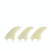 FCS M7 Natural Glass Flex Thruster Fin