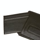 Nixon Showtime Bi-Fold Zip Mens Wallet