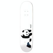 Enjoi Whitey Panda Logo 7.75 Inch Skateboard Deck