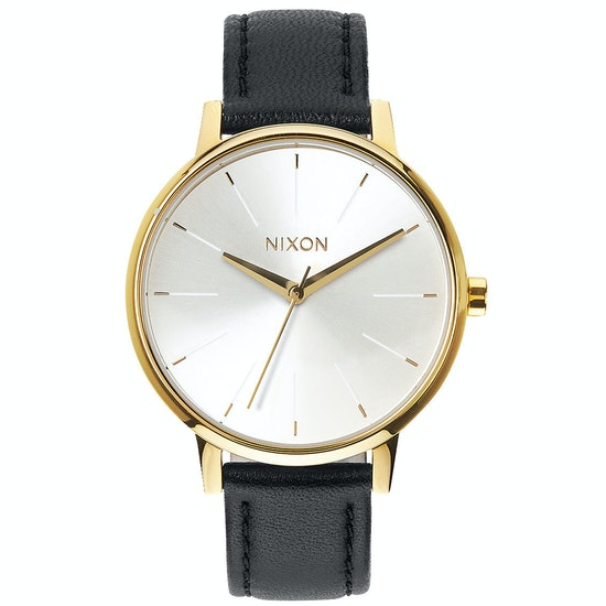 Nixon The Kensington Leather Womens Watch
