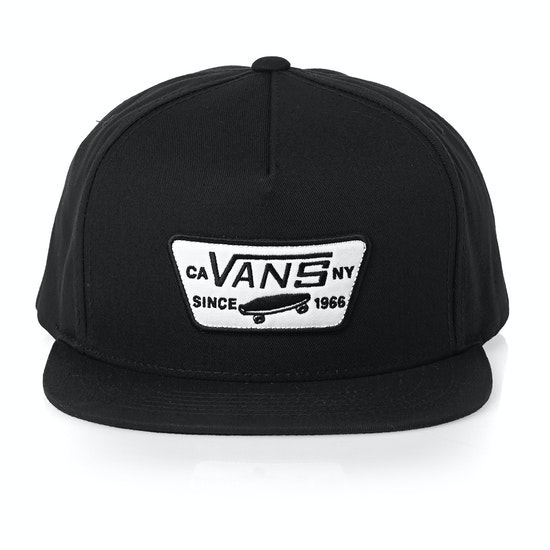 Vans Full Patch Snapback Mens Cap