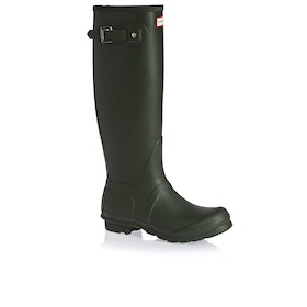 Hunter Original Tall Womens Wellies - Dark Olive