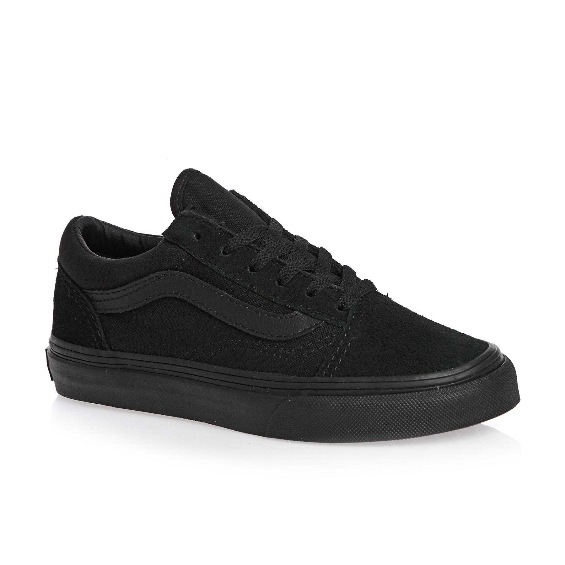 Vans Old Skool Kids Shoes - Free