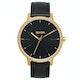 Nixon Kensington Leather Dames Horloge