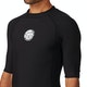 Rip Curl Flashbomb Short Sleeve Polypro Thermal Rashguard