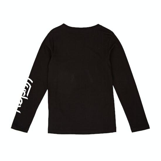 Hurley Original Vintage Boys Long Sleeve T-Shirt