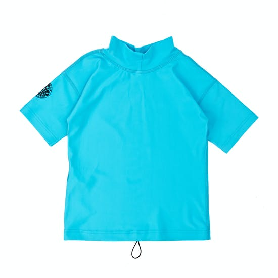Rip Curl Corpo Short Sleeve Kids Rash Vest