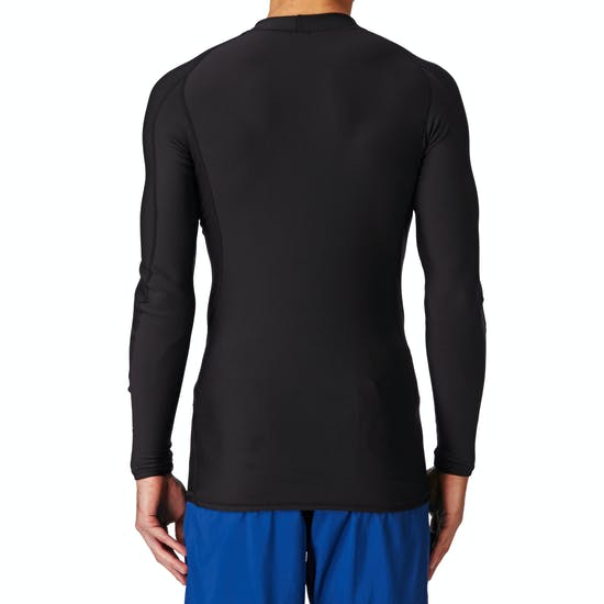 Rip Curl Flashbomb Long Sleeve Polypro Thermal Rash Vest