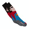 Barts Super Hero Boys Snow Socks - Red