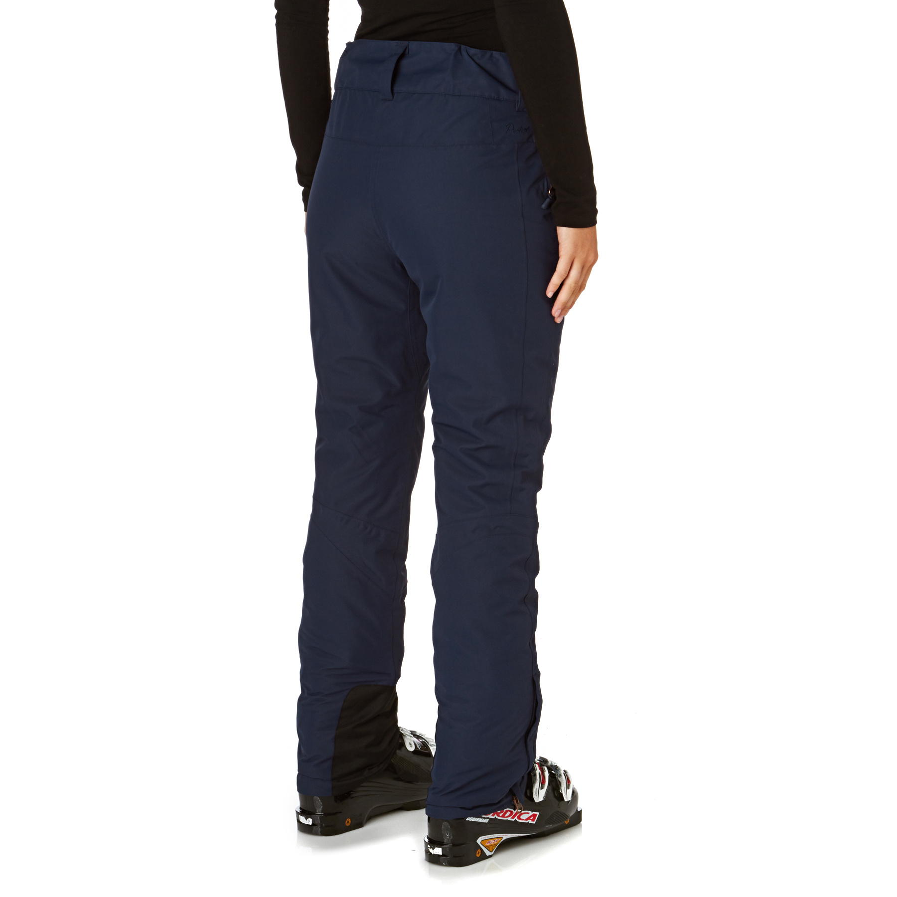 Protest Womens Kensington Ski Snowboard Pants Ground Blue