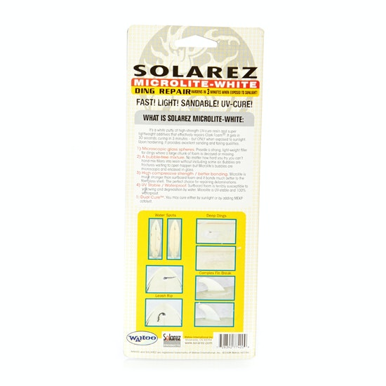 Solarez Microlite 2oz for Surf Repair