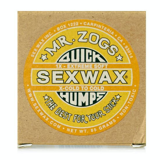 Sex wax Mr Zogs Quick Humps Warm Surf Wax
