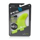 FCS II Carver Neo Glass Quad Rear Fin