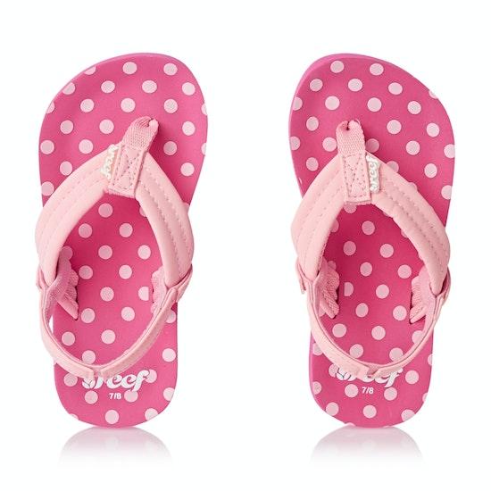 Sandálias Girls Reef Little Ahi