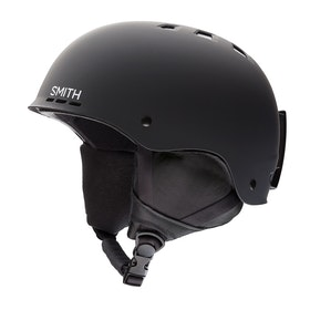 Smith Holt 2 Ski Helmet - Matte Black