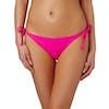 Cueca de Biquini SWELL Nambucca Tie Sides - Neon Pink