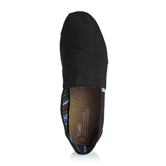 Toms Mens Classic Alpargata Slip On Shoes