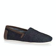 Toms Herritage Denim Slip On Shoes