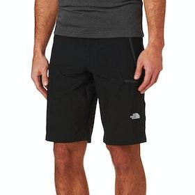 Shorts pour la Marche North Face Exploration Reg Leg - Black
