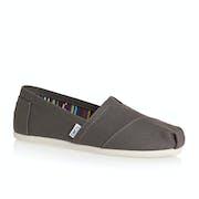 Toms Classic Alpargata Womens Slip On Shoes