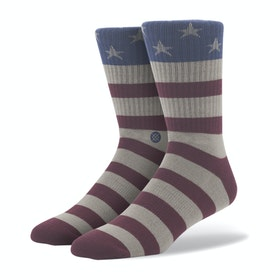 Stance The Fourth , Sockor - Red