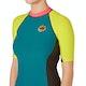 Billabong Surf Capsule Short Sleeve Womens Rash Vest
