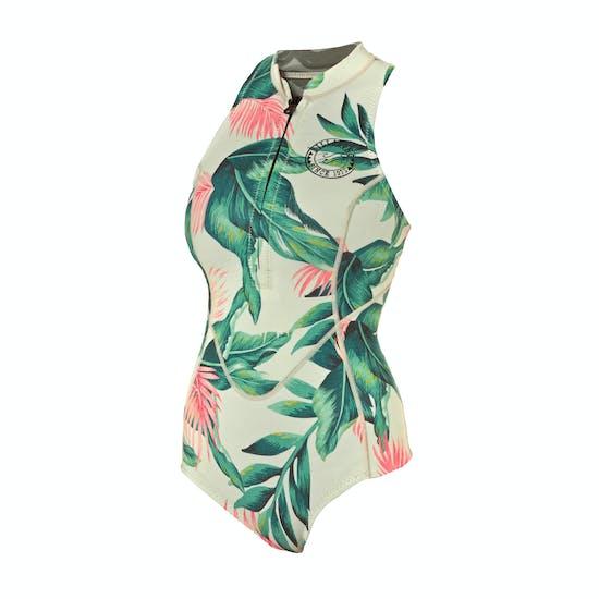 Billabong 1mm Front Zip Sleeveless Shorty Womens Wetsuit