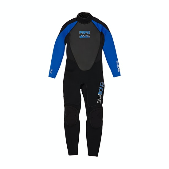 Fato Térmico Boys Billabong Intruder 3/2mm Back Zip